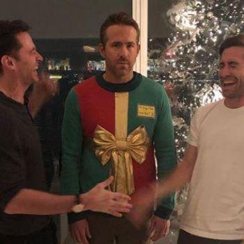 Ryan Reynolds scherzo