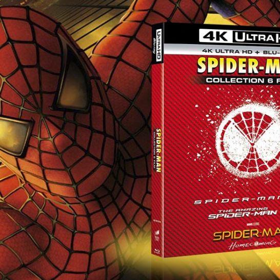 Spider Man 4K Collection