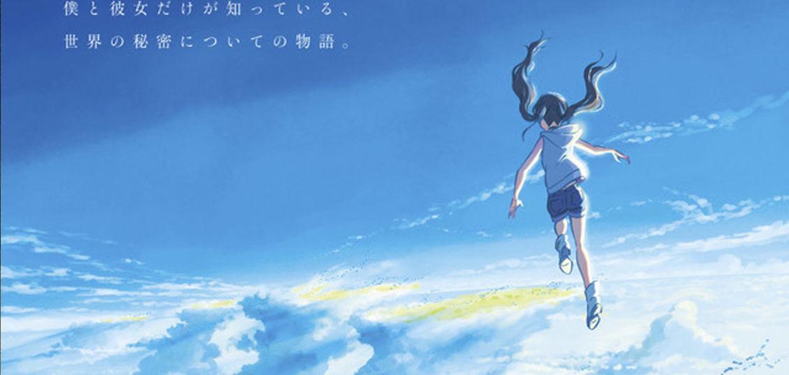 Tenki no Ko(Weathering With You), il nuovo film diMakoto Shinkai
