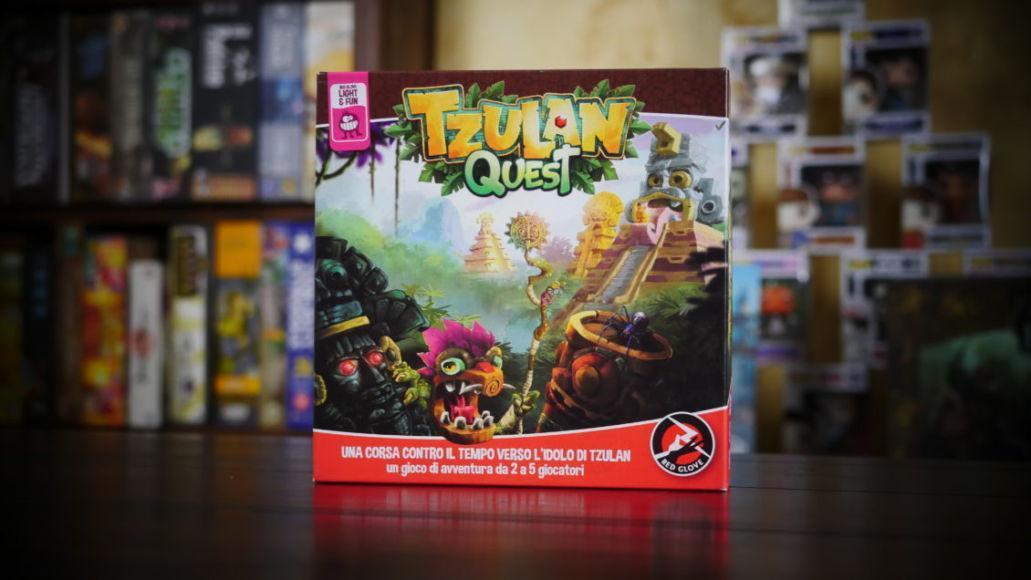 Tzulan Quest