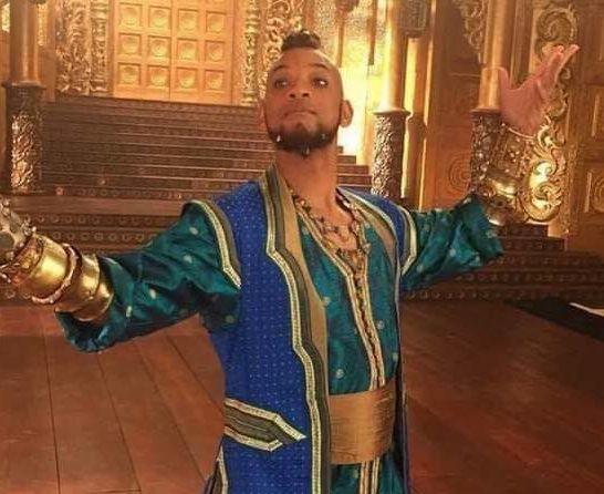 Will Smith Genio Aladdin