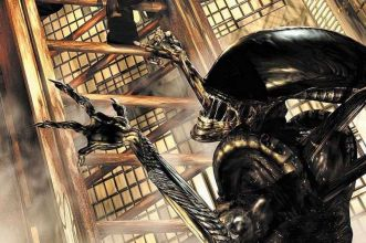 aliens resurrection cover