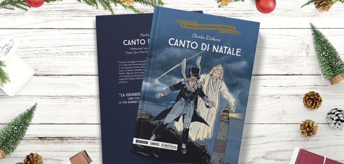 Canto di Natale - La grande letteratura a fumetti 37