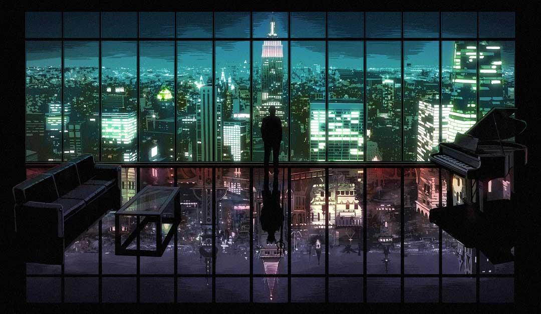 city-of-mist-illustrazioni