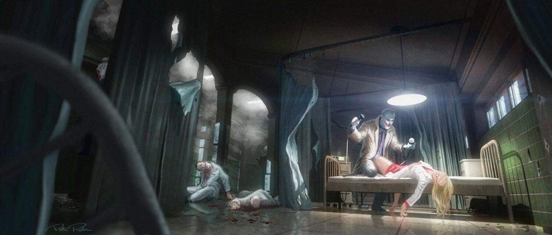 joker suicide squad concept art