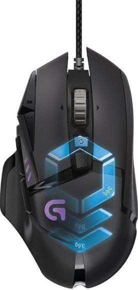 Mouse gaming con pulsanti programmabili