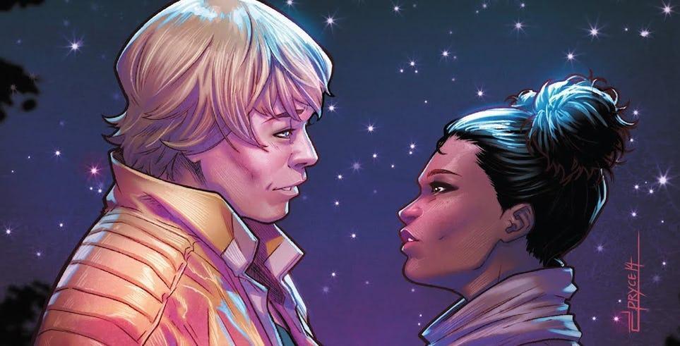 primo amore di luke skywalker