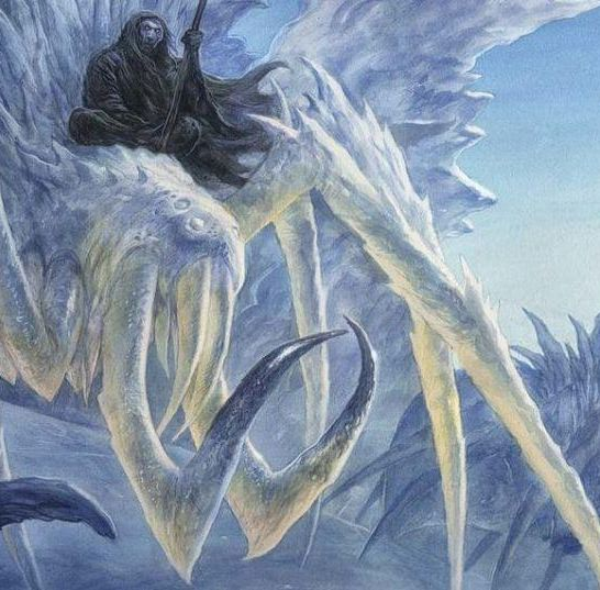 ragni di ghiaccio game of thrones