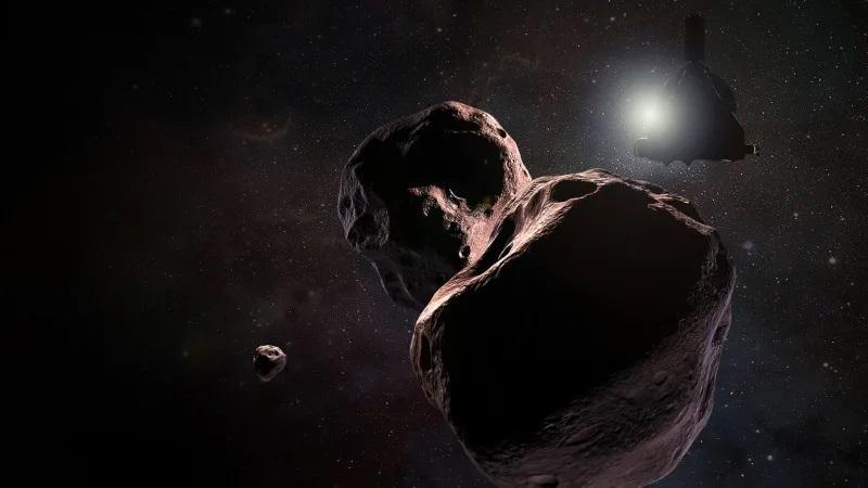 Incontri ravvicinati nello spazio