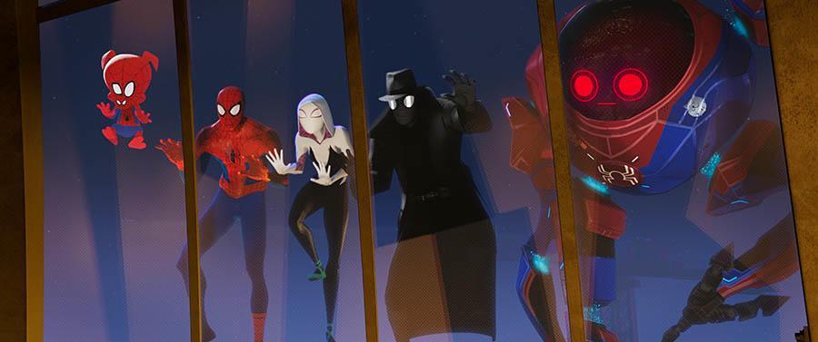 spider-man un nuovo universo cover 3