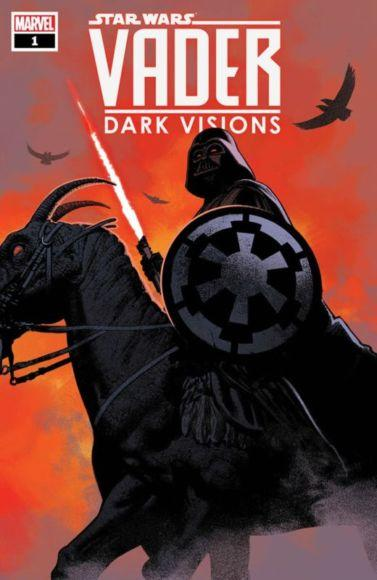 star wars: darth vader - dark visions 1