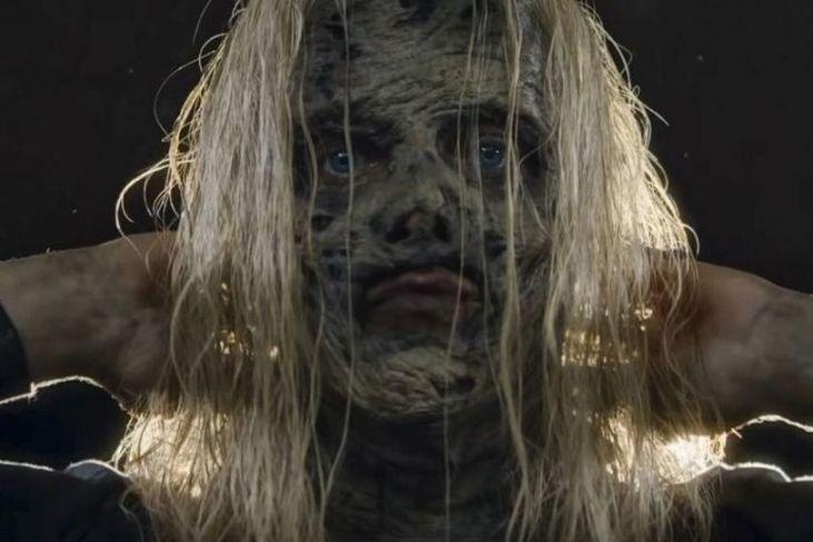 The Walking Dead 9 alpha sussurratori