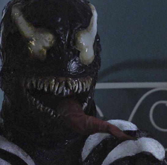 Vencum la parodia a luci rosse di Venom