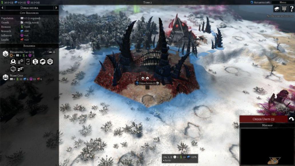 warhammer 40k: gladius - tyranids 1