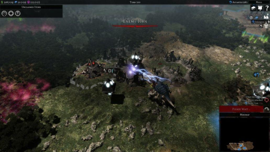warhammer 40k: gladius - tyranids 3