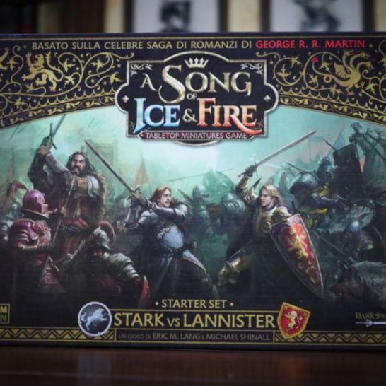 A Song of Ice and Fire Gioco da Tavolo