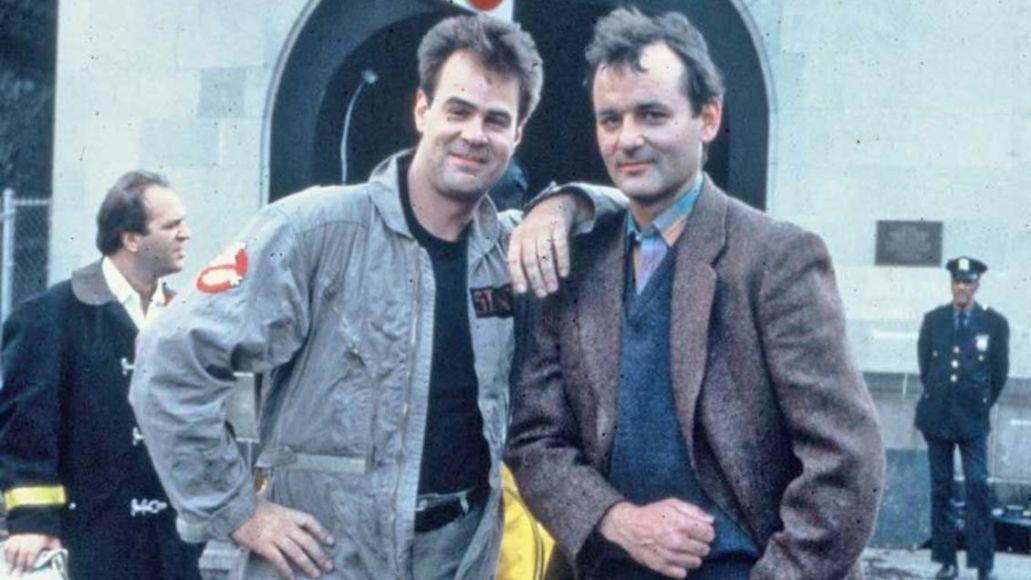Bill Murray e Dan Aykroyd Ghostbusters