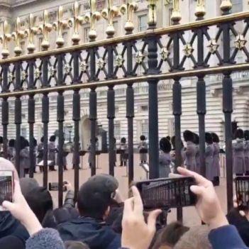 Bohemian Rhapsody Buckingham Palace
