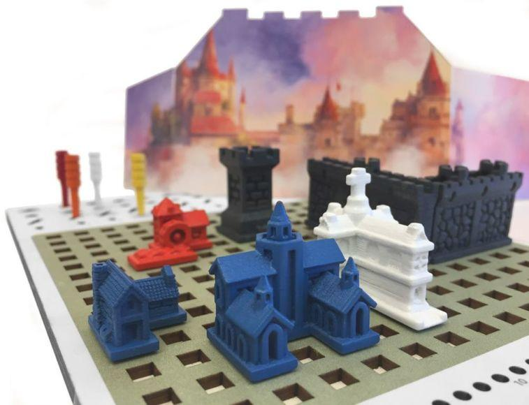 giochi più attesi del GenCon Era Medieval Age