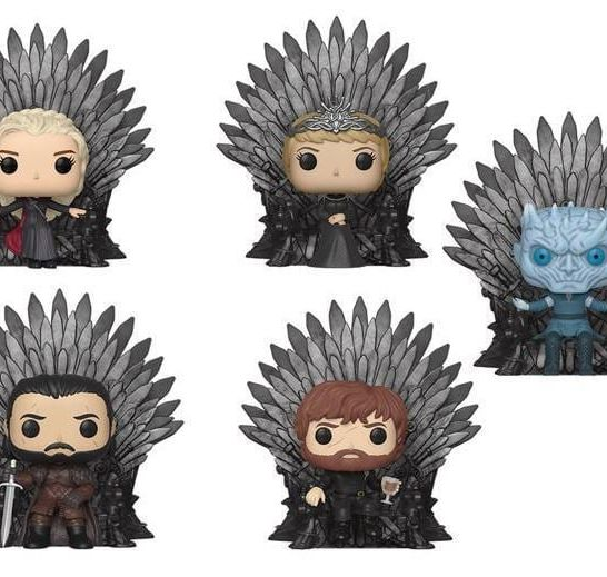Funko Pop di Game of Thrones