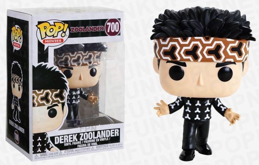 Funko Pop di Zoolander