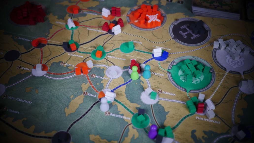 Pandemic La Caduta di Roma
