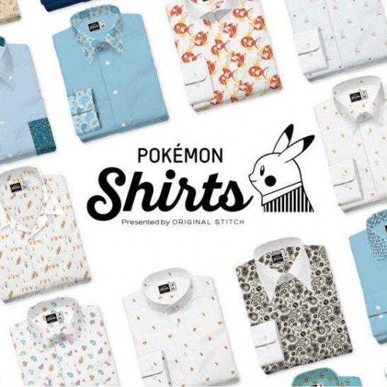 Pokemon Shirts