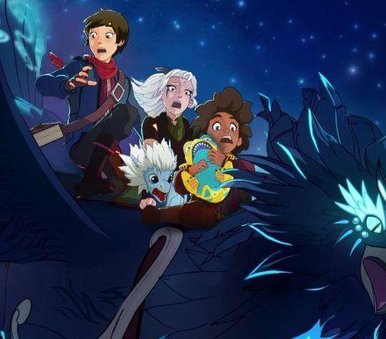 Seconda stagione di The Dragon Prince