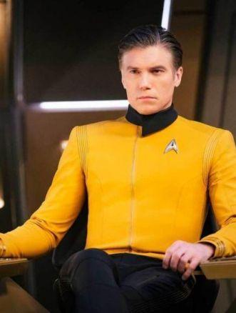 Star Trek: Discovery 2 Pike