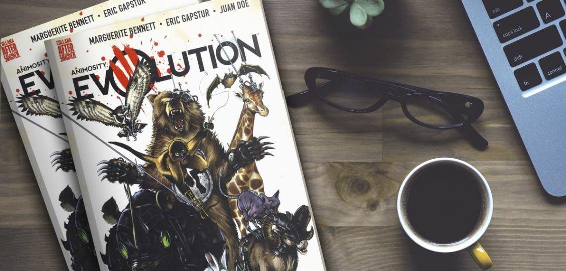 Animosity Evolution Vol.1: Mondo Nuovo