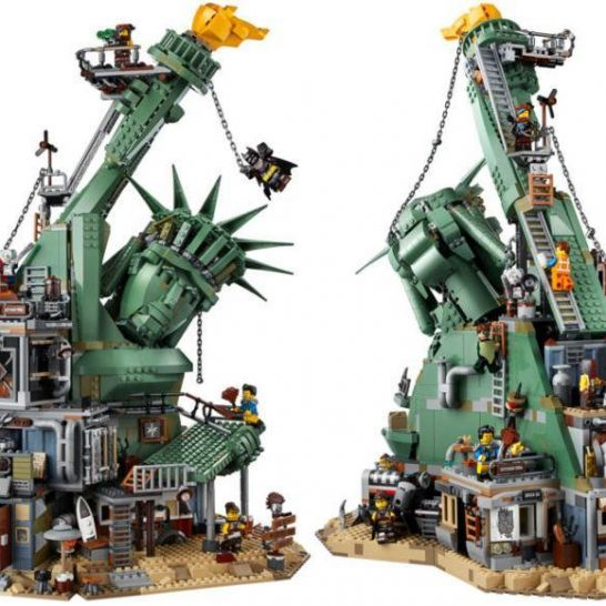 set LEGO di Apocalypseburg