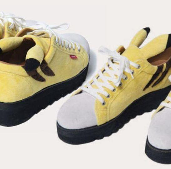 sneaker di Pikachu
