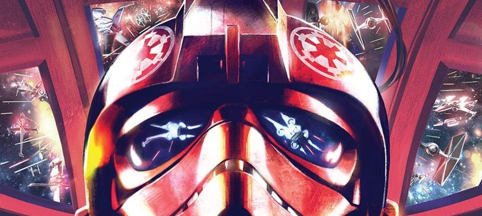 star wars tie fighter cover