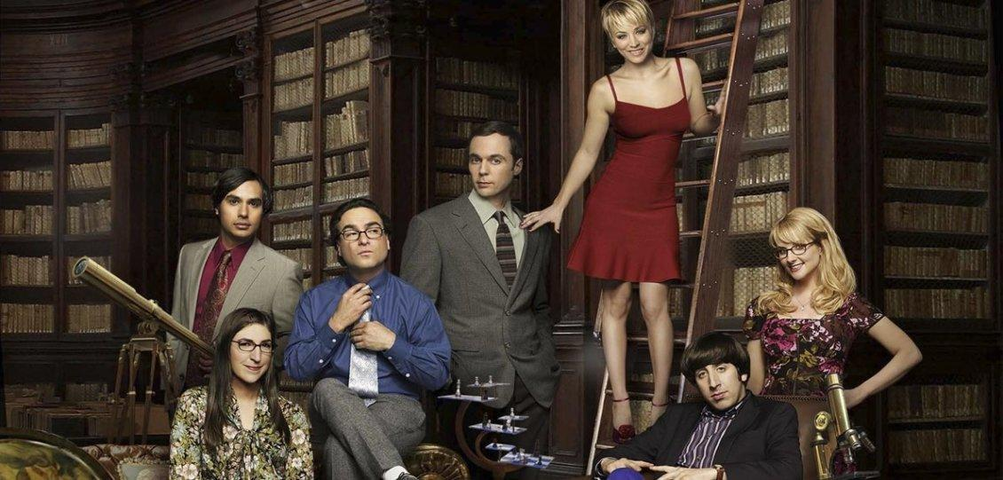The Big Bang Theory 12