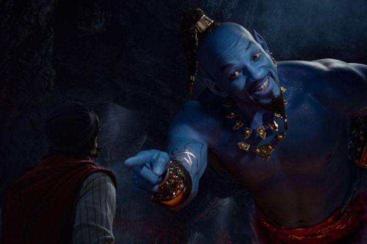 Aladdin Will Smith Genio