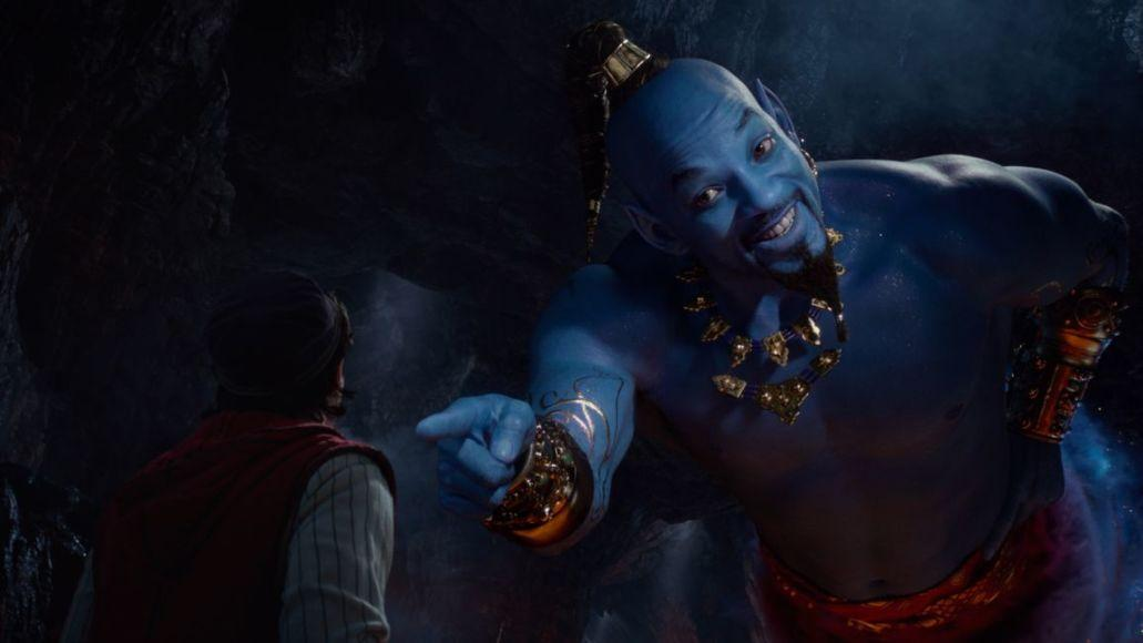 Aladdin Will Smith Genio
