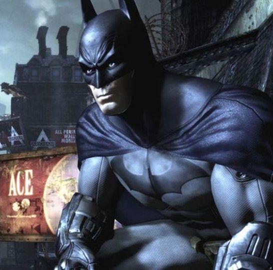 Batman: Arkham City per Mac OS