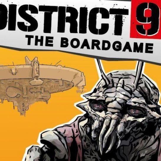 District 9 Gioco da Tavolo