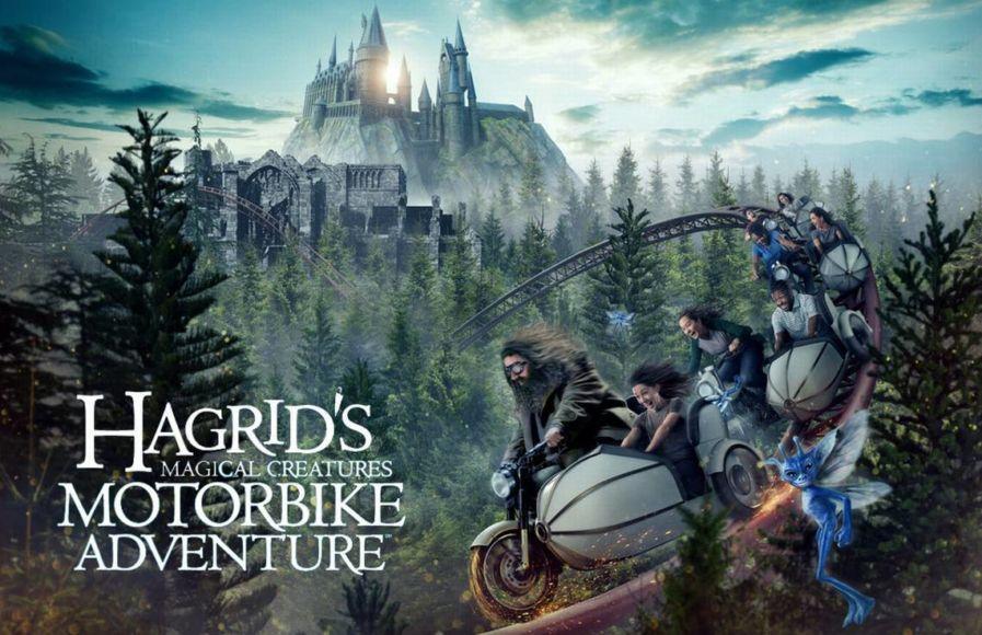 Hagrid Motorbike Adventure
