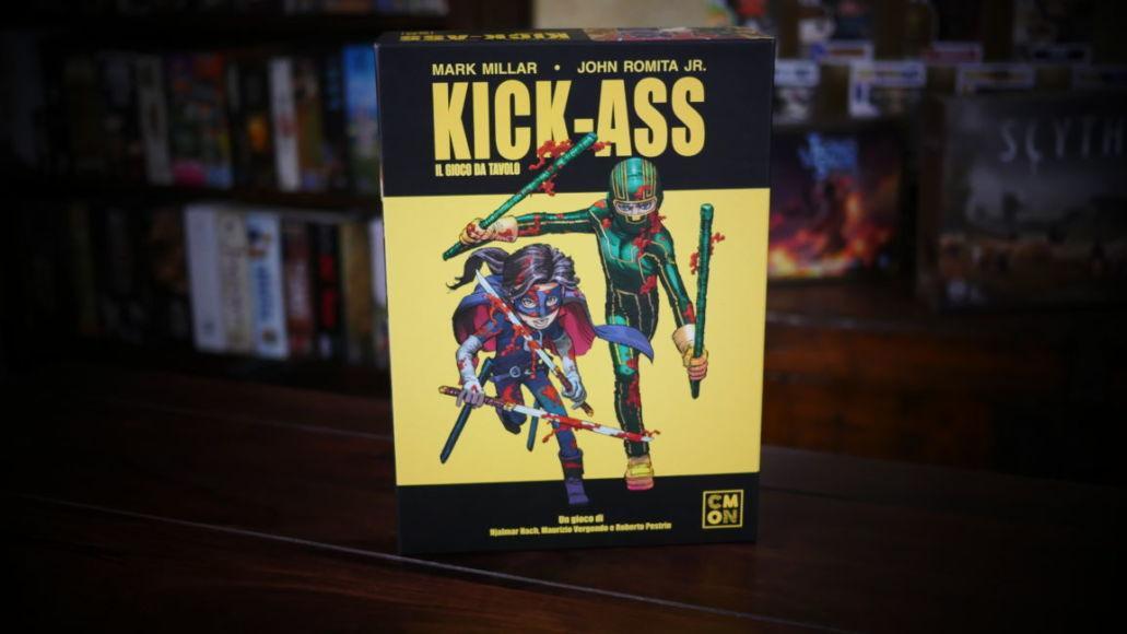 Kick-Ass Il Gioco da Tavolo