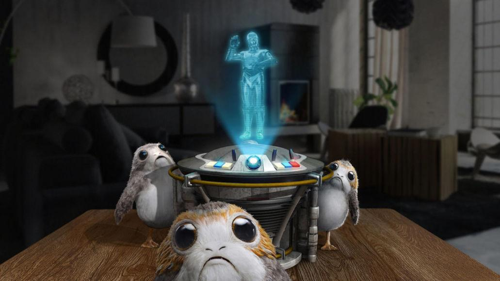 Project Porg