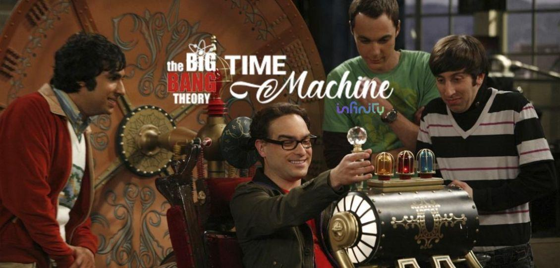 The Big Bang Theory Time Machine