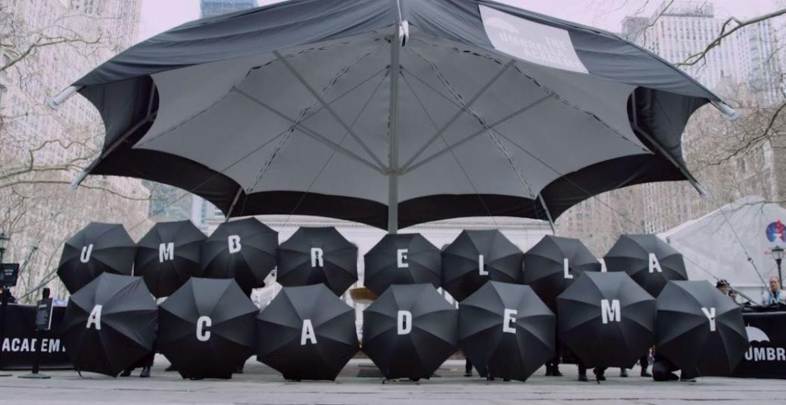 The Umbrella Academy Matrimonio