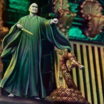 Voldemort Harry Potter Miniatures Adventure Game