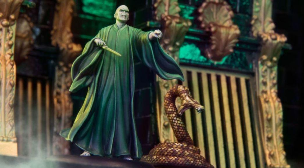 Voldemort Harry Potter Miniatures Adventure Game