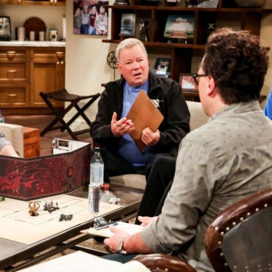 William Shatner The Big Bang Theory