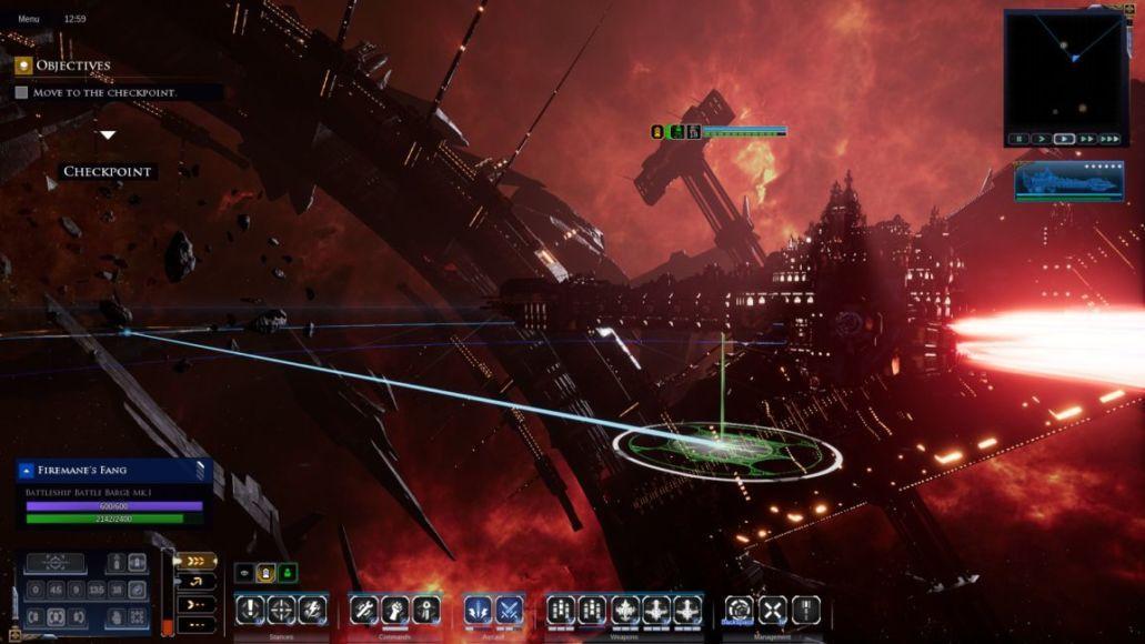 battlefleet gothic armada ii 2