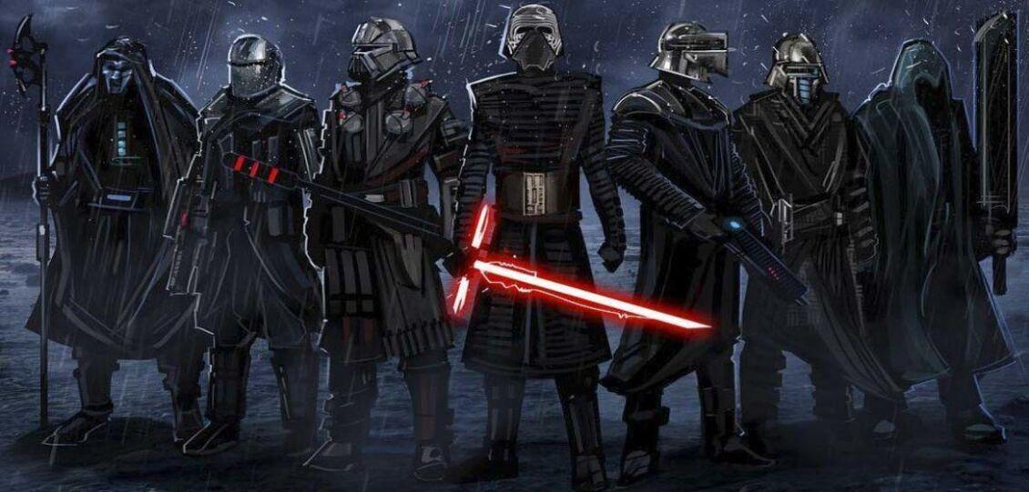 cavalieri di ren star wars