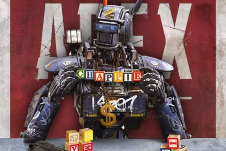 chappie humandroid apex legends