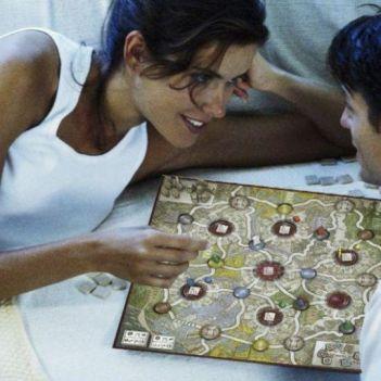 gioco da tavolo in coppia